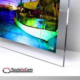 Panneaux en plexi incolore 3mm