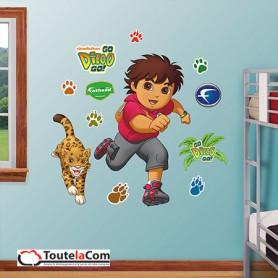 Stickers pour murs