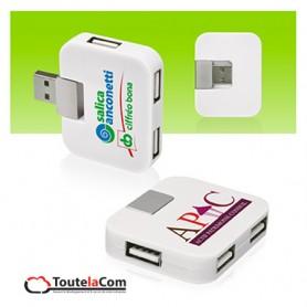 Hub 4 ports USB