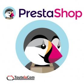 Création d'une boutique en ligne