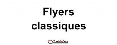 Flyers classiques
