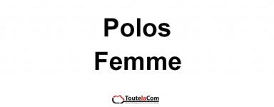 Polos femmes