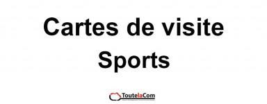 Modèles Sports